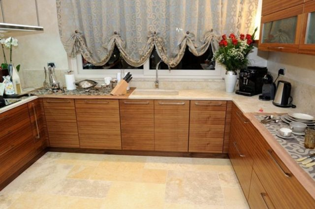 Durable kitchen tops